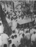 SA-Sri Aurobindo-Mahasamadhi