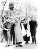 MA-With Rabindranath Tagore in Japan_1920